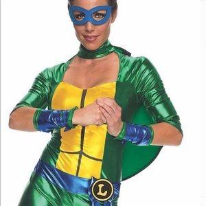 TMNT costume- Leonardo